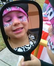 JoAnna Esposito Face Painting Birthday Party, Face Painter in Safety Harbor Florida USA