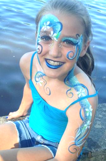 Best Face Painters In Bradeton FL  Book A Face Painter In St. Petersburg/Tampa Florida USA