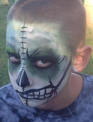 Book A Face Painter In St. Petersburg/Tampa Florida USA
