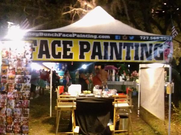 Honey Bunch Face Painting Top Best Face Painters in Florida