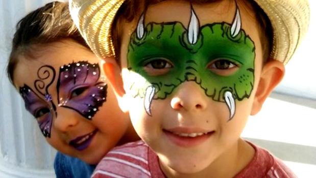 Best Top Face Painters For Any Festival Carnival Or Fair