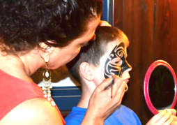 Bradenton FL Face Painter Tampa Bay Face Painting Artists JoAnna