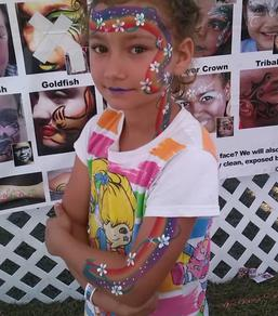 Best Face Painters in Tampa Face Painting Rainbows & flowers, St Petersburg, FL